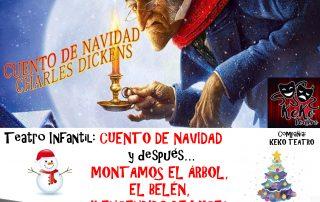 Cuento de Navidad de Charles Dickens